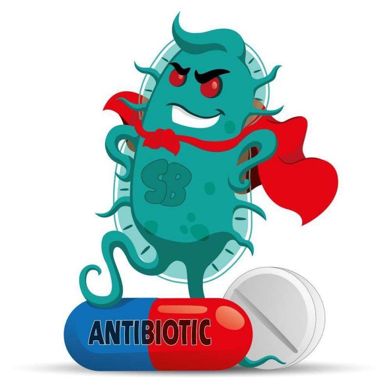efek samping antibiotik pada anak