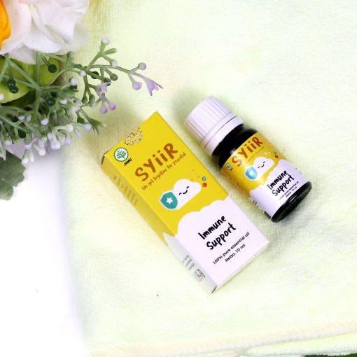 essential oil untuk daya tahan tubuh anak