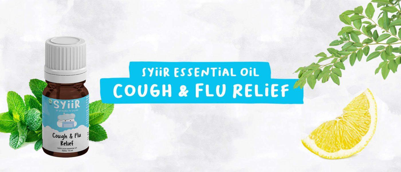 Essential oil untuk batuk pilek anak