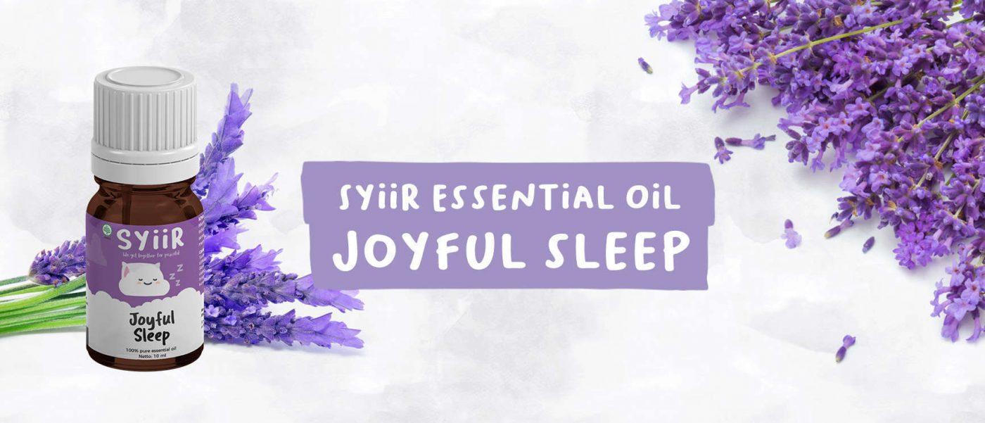 Essential Oil untuk Bayi Susah Tidur