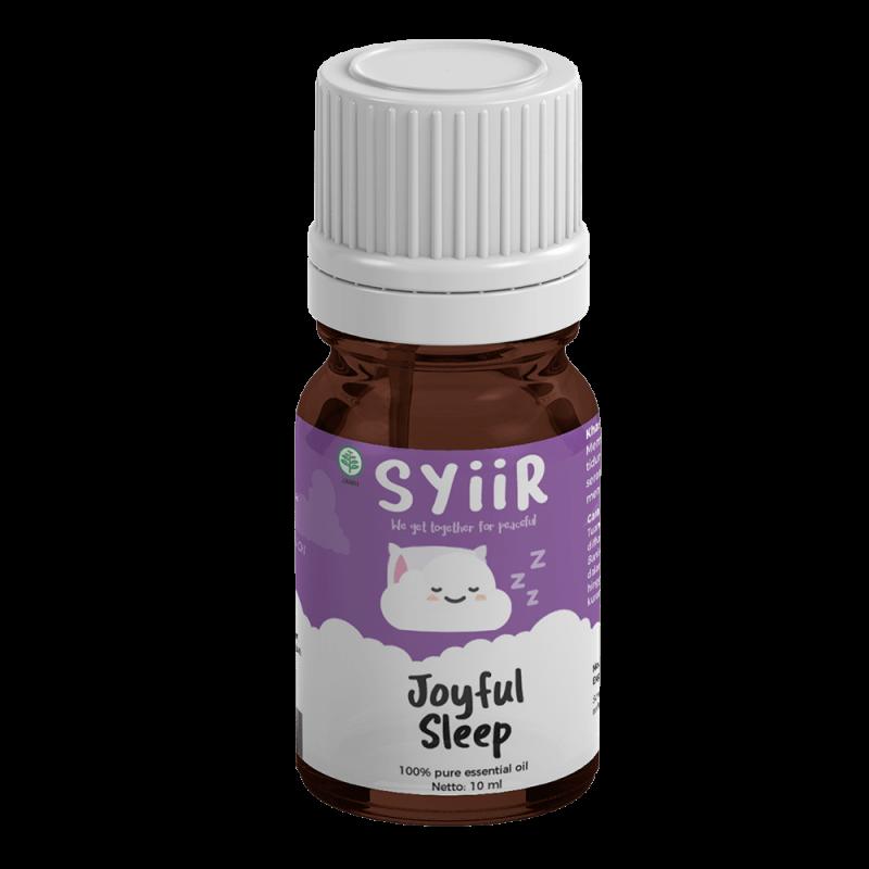 Joyful Sleep Syiir Essential Oil