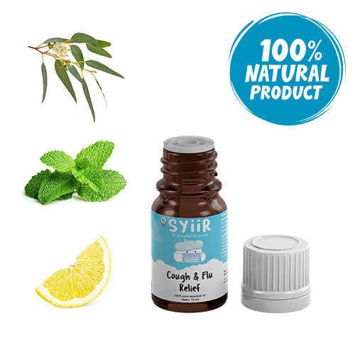 essential oil munir 100 persen untuk atasi batuk-pilek