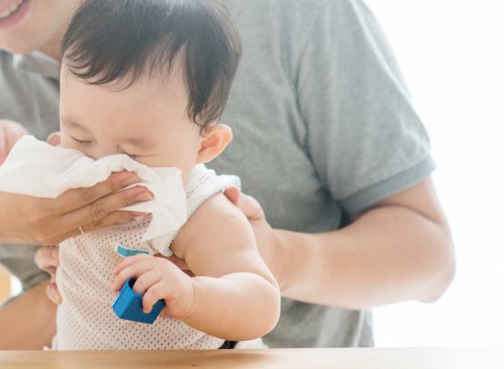 obat pilek untuk bayi