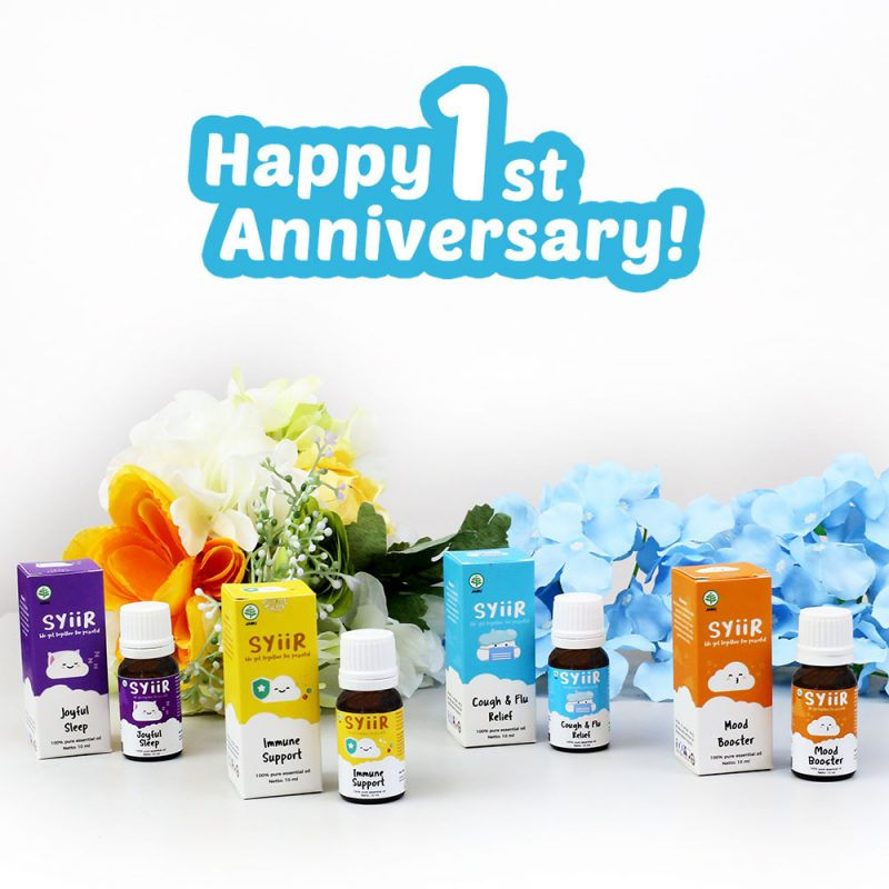 1st Annive Syiir
