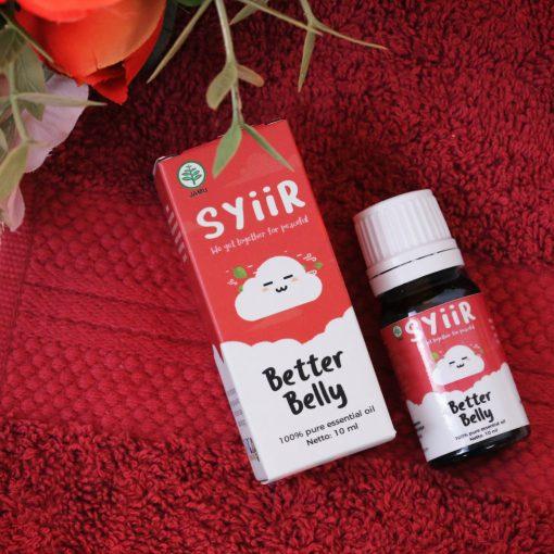 essential oil untuk perut kembung