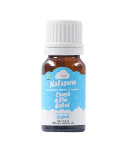 Nafasena Essential Oil Cough and Flu Relief Aroma Original