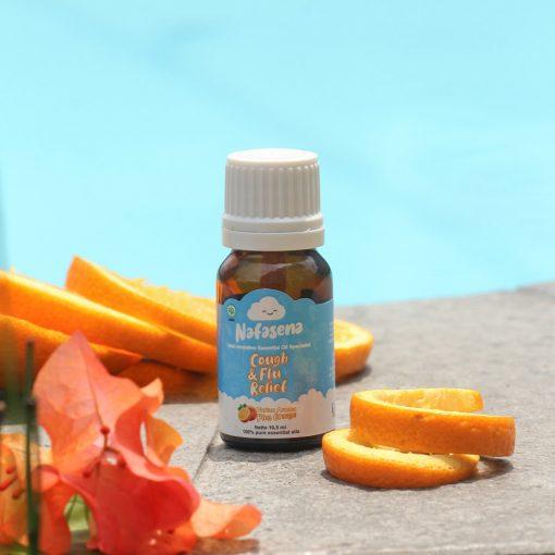 Essential oil untuk batuk pilek pada bayi