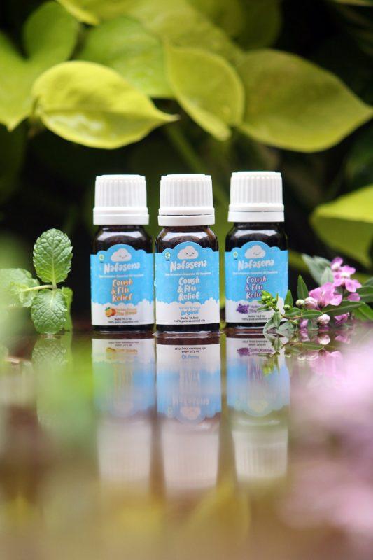 Merk essential oil yang bagus untuk bayi